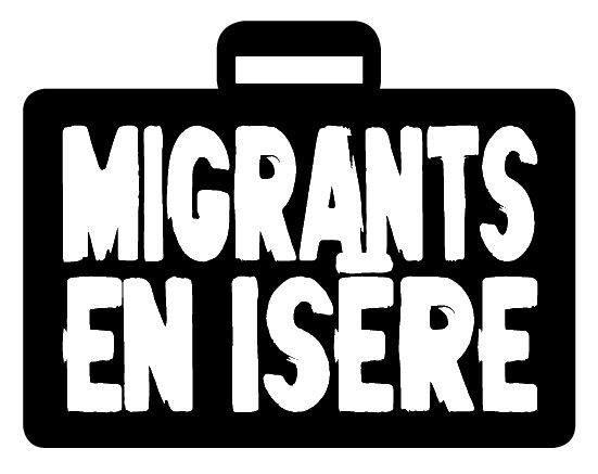 Migrants en Isère
